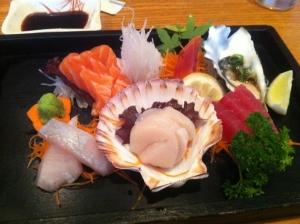 Matsumoto sashimi